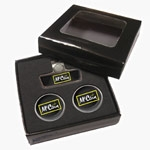 6941 Elite Cap Clip Gift Box