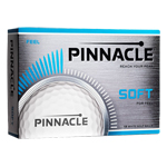 8056 Pinnacle New Soft Golf Balls