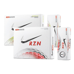 8151 Nike RZN White Golf Balls (2015 version)