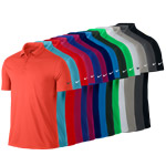 9506 Nike Men's Victory Solid Polo Shirt (725518)